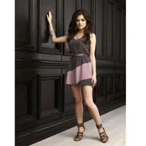 Kova & T Crinkled Silk Colorblock Dress